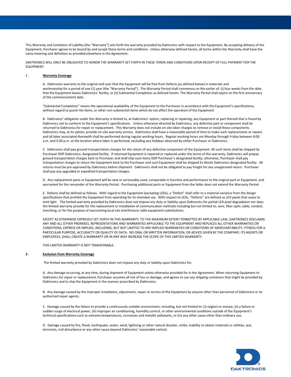 daktronic case essay Latest breaking news and headlines on daktronics, inc (dakt) stock from seeking alpha read the news as it happens.