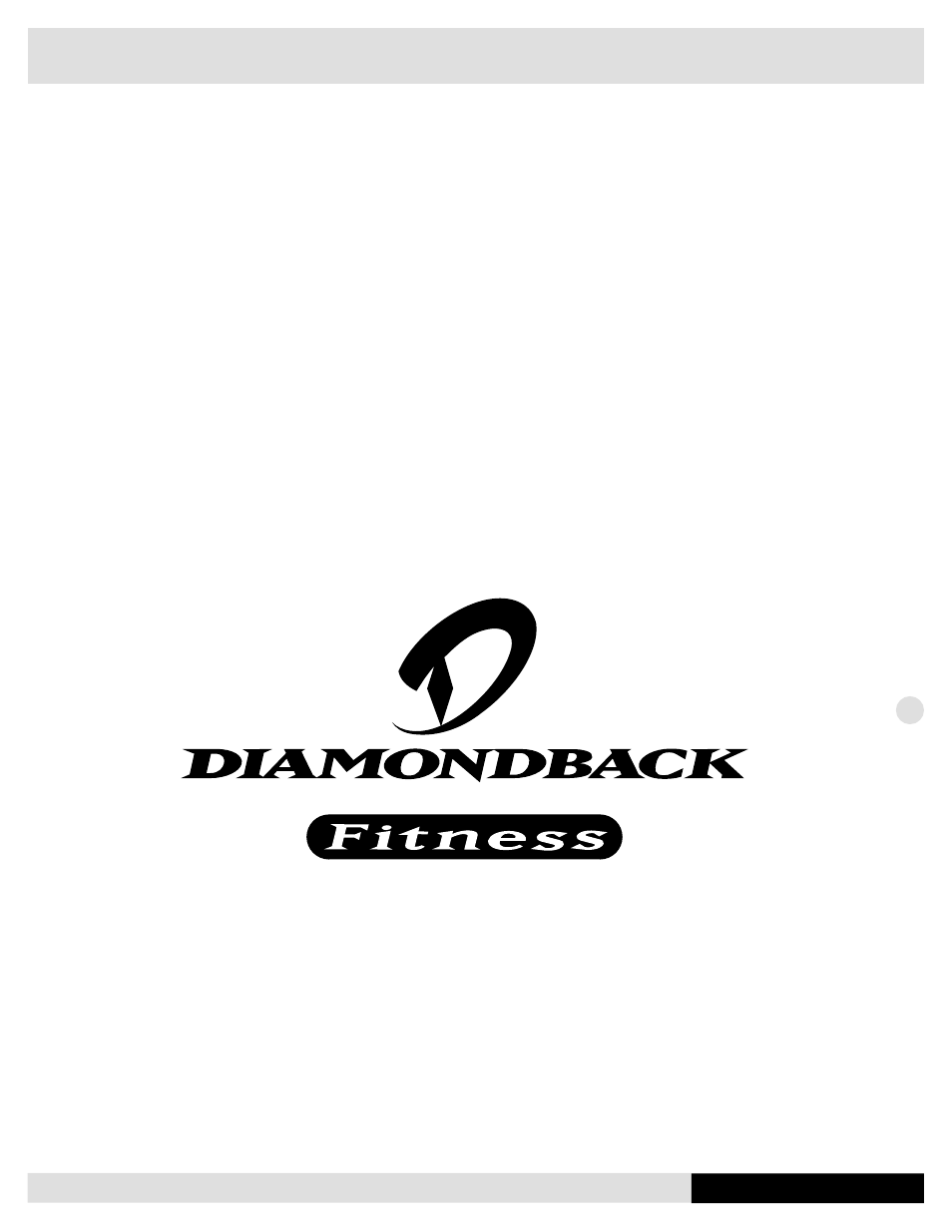 Diamondback Fitness 1100U User Manual | 24 pages | Also for
