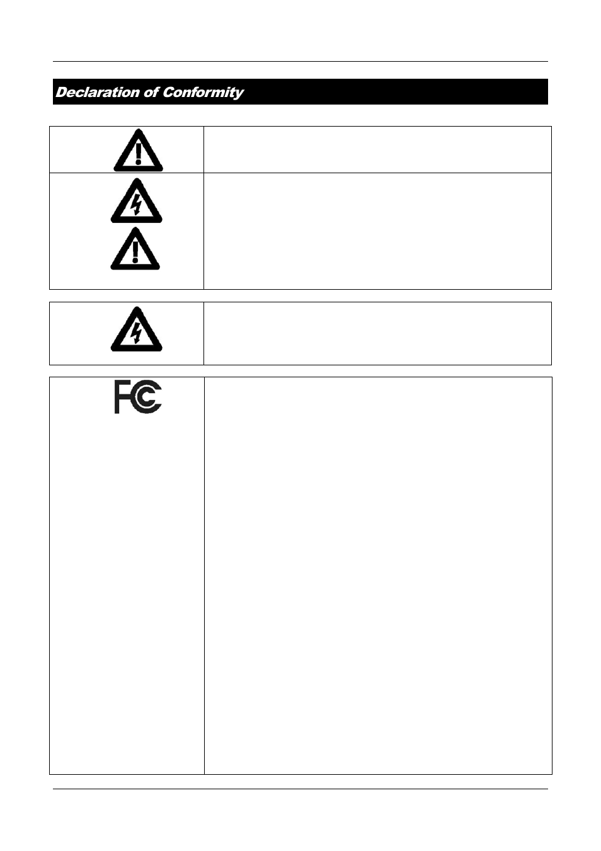Declaration Of Conformity Entone Kamai 400 User Manual Page 4 27