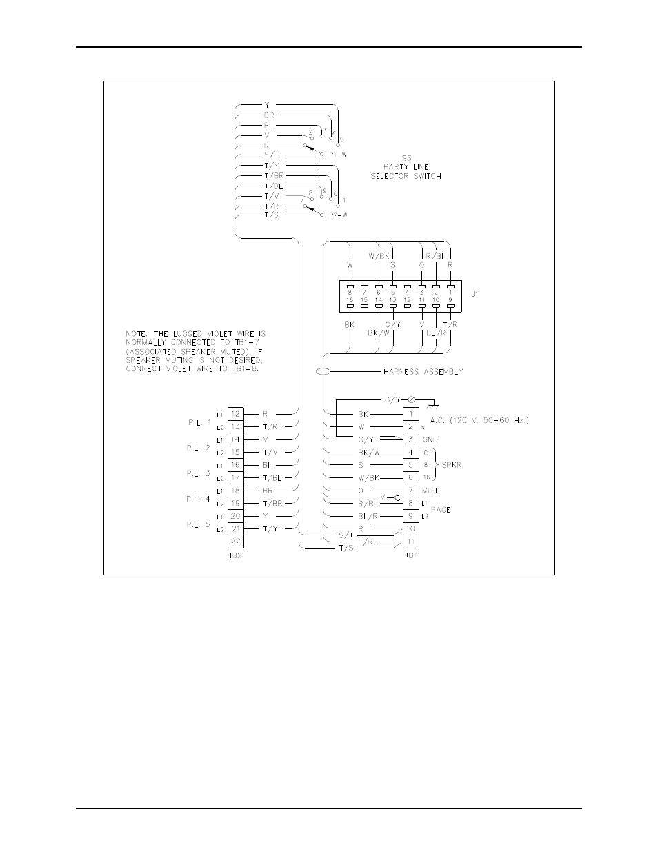 GAI-Tronics 703A Indoor Multi-Party 115 V AC Amplifier ... on a c parts diagram, a c system diagram, a c relay diagram, a c compressor diagram, a c flow diagram, a c clutch diagram, a c components diagram, a c circuit diagram, a c schematic diagram,