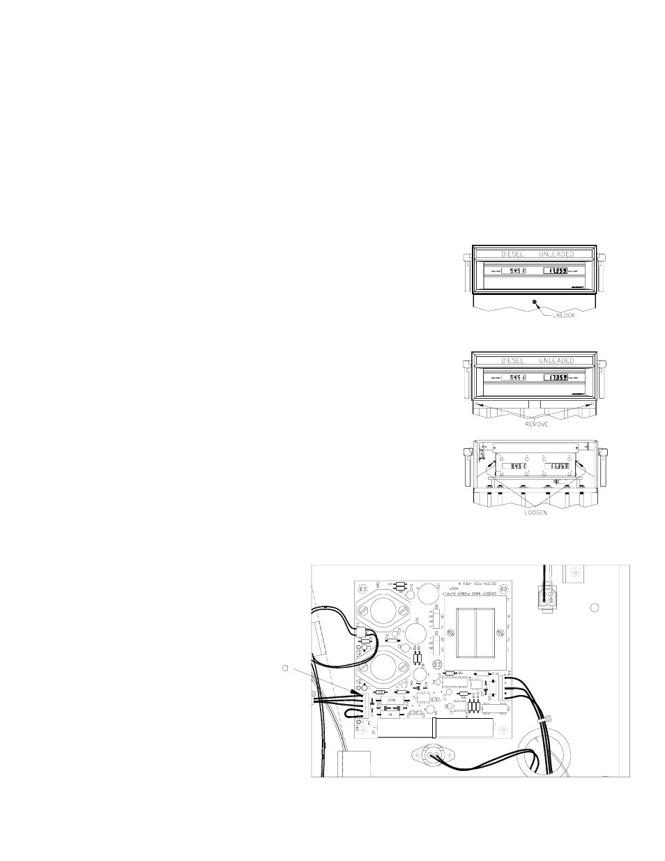 Gasboy 120vac Heater Kit User Manual 3 Pages Also For 240vac Step 1 Turn Off Power At Circuit Breaker