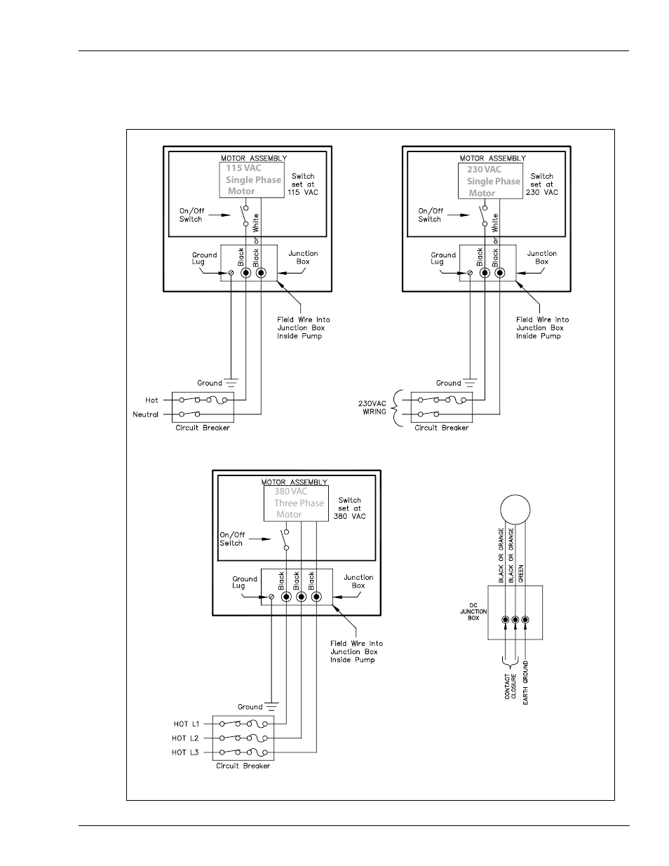 wiring diagram gasboy 580 series user manual page 21 50Gasboy Pump Wiring Diagram #4