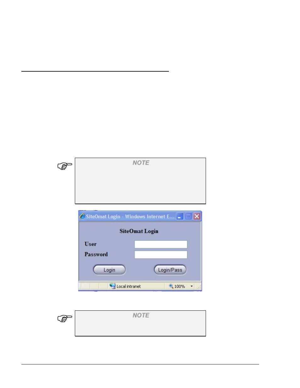 3 login figure 3 1 siteomat login dialog box gasboy siteomat rh manualsdir com user manual satec systems t1000 user manual itel it 2150