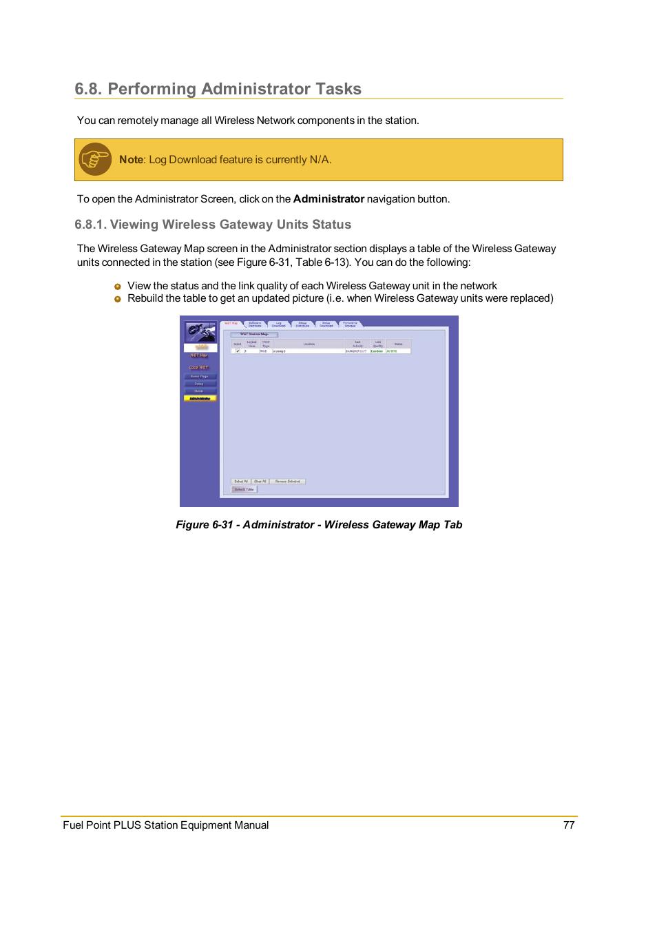 smart wireless gateway manual emerson process management Array - performing  administrator tasks viewing wireless gateway units rh manualsdir com