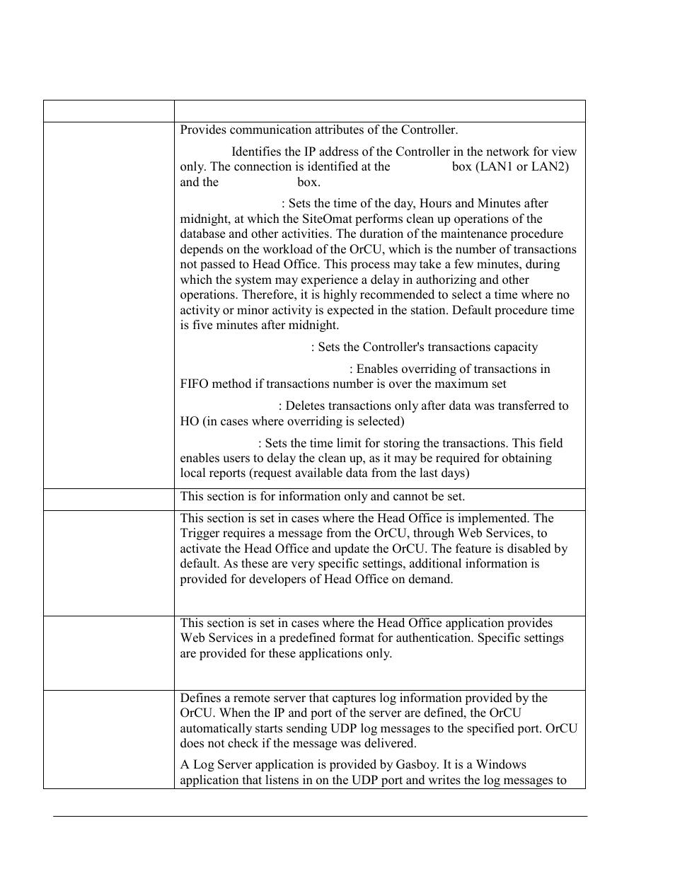 gasboy siteomat maintenance manual user manual page 128 298 rh manualsdir com Aircraft MAINTEANCE Manuals Service Manuals