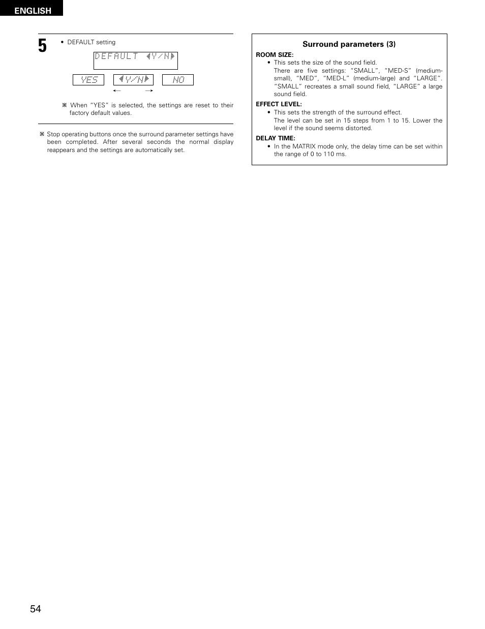 6fc875dfe2e Denon ADV-M71 User Manual