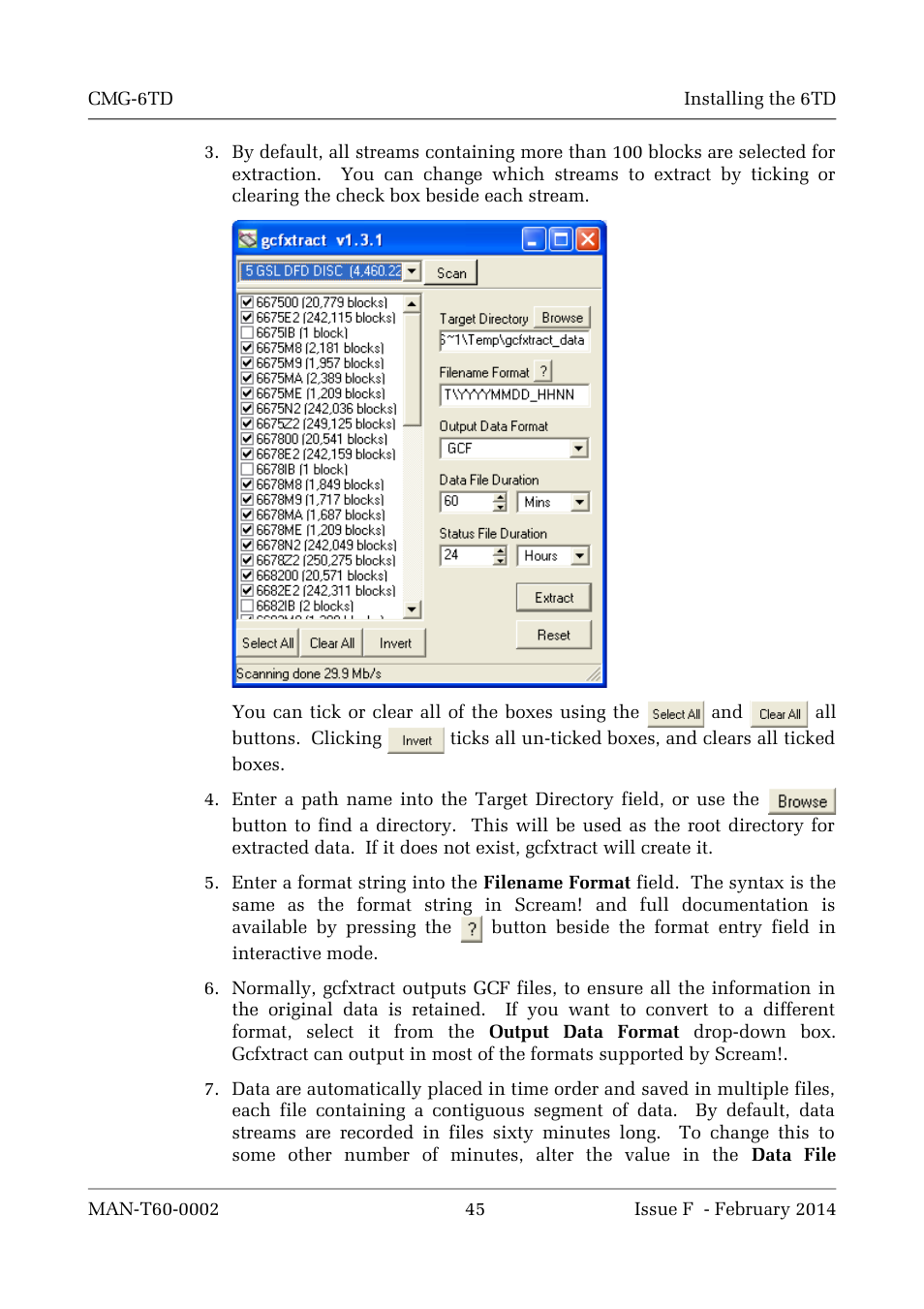 Guralp Systems CMG-6TD User Manual | Page 45 / 108