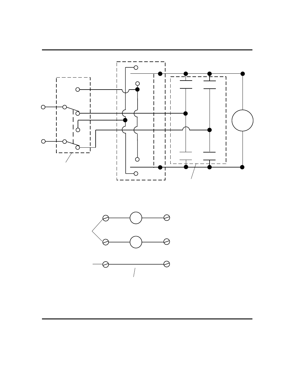 Figure 1 4 Typical Dc Lifter Wiring 5 Installation To Cutting Pole Mounted Controller Diagram Machine Torch Hypertherm Thc2 Height Control User Manual Page 13 41