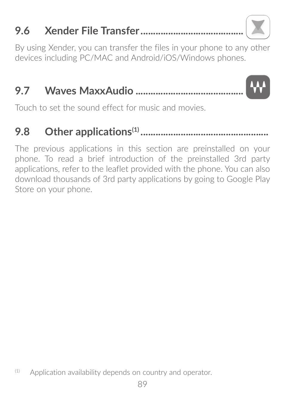 MAXXAUDIO TÉLÉCHARGER WAVES