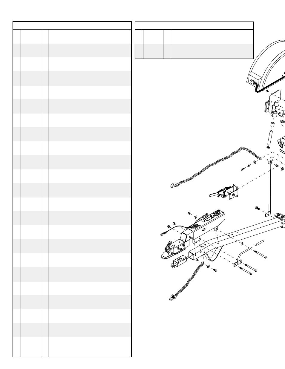 kk370sb parts breakdown demco kar kaddy 3 kk370sb user manual rh manualsdir com Demco Saddle Tanks Demco Tow Dolly