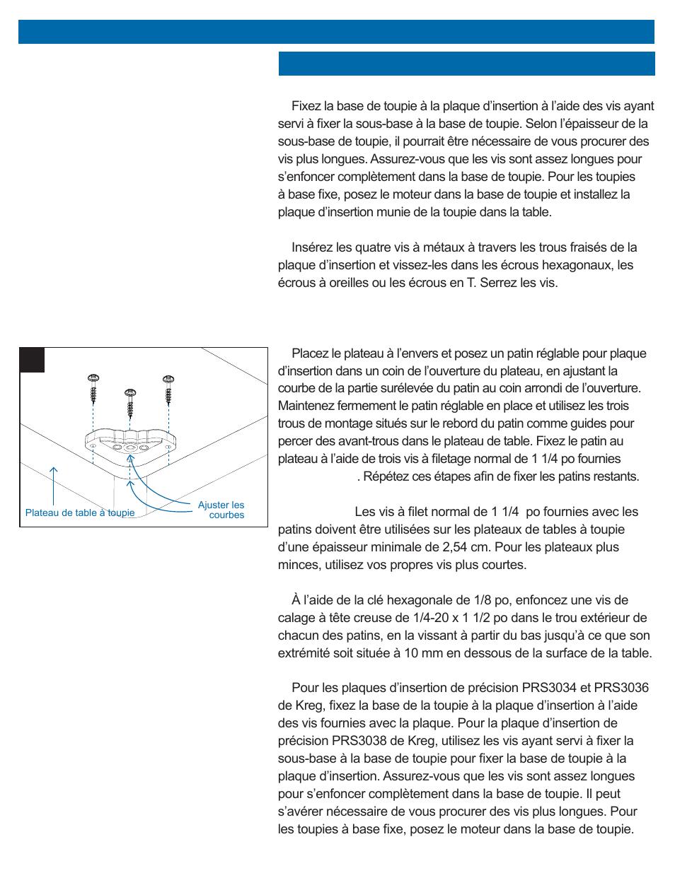Installation de la plaque dinsertion de prcision kreg prs3038 installation de la plaque dinsertion de prcision kreg prs3038 precision router table insert greentooth Images