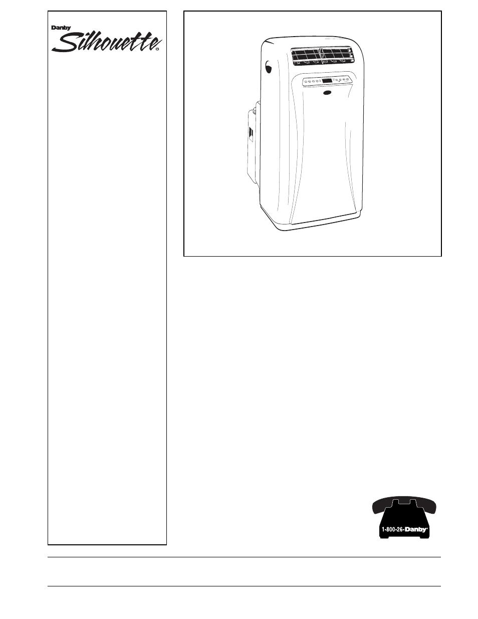 Dpac8kdb | danby 8000 btu portable air conditioner | en-us.