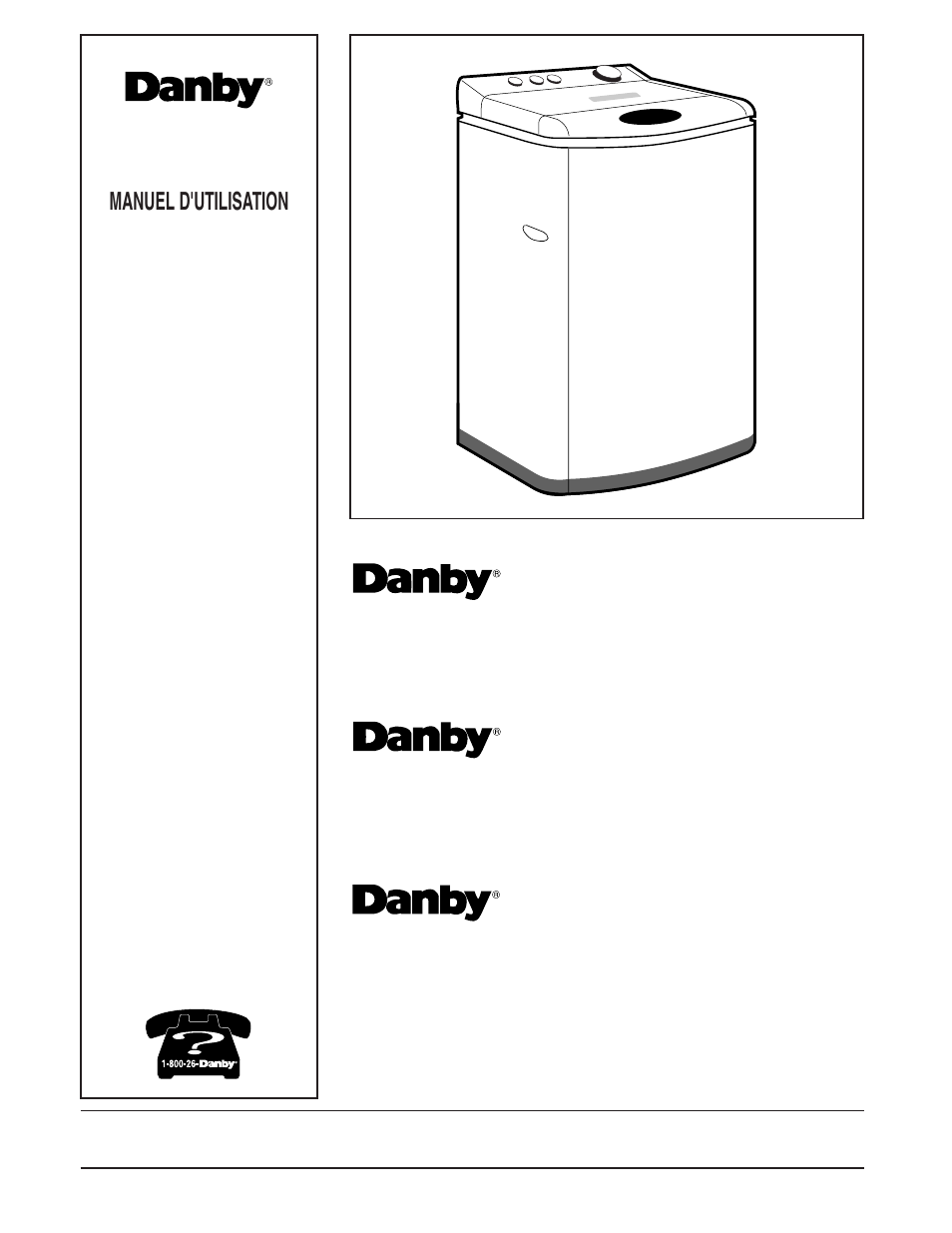 Ddw1801mw | danby 8 place setting dishwasher | en-us.