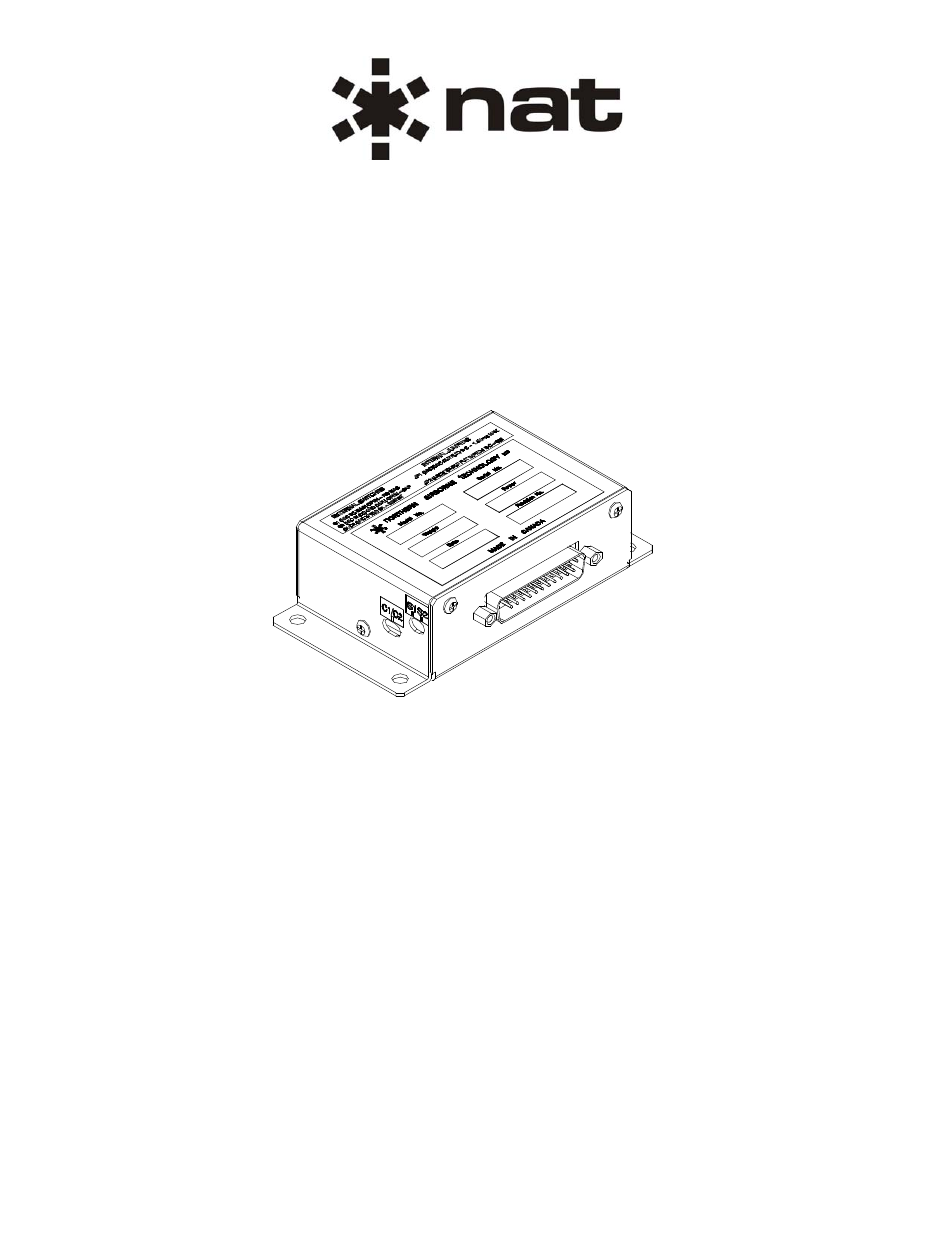 northern airborne technology aa34 user manual