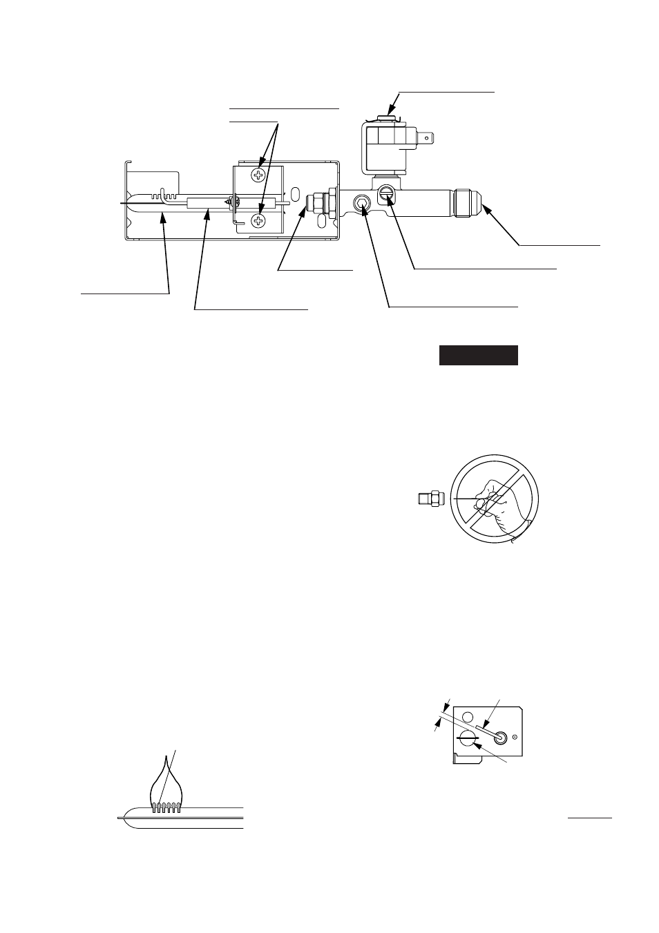 Gas Equipment Assembly Dometic Nda1402 User Manual Page 17 24 Pressure Washer Burner Wiring Diagram