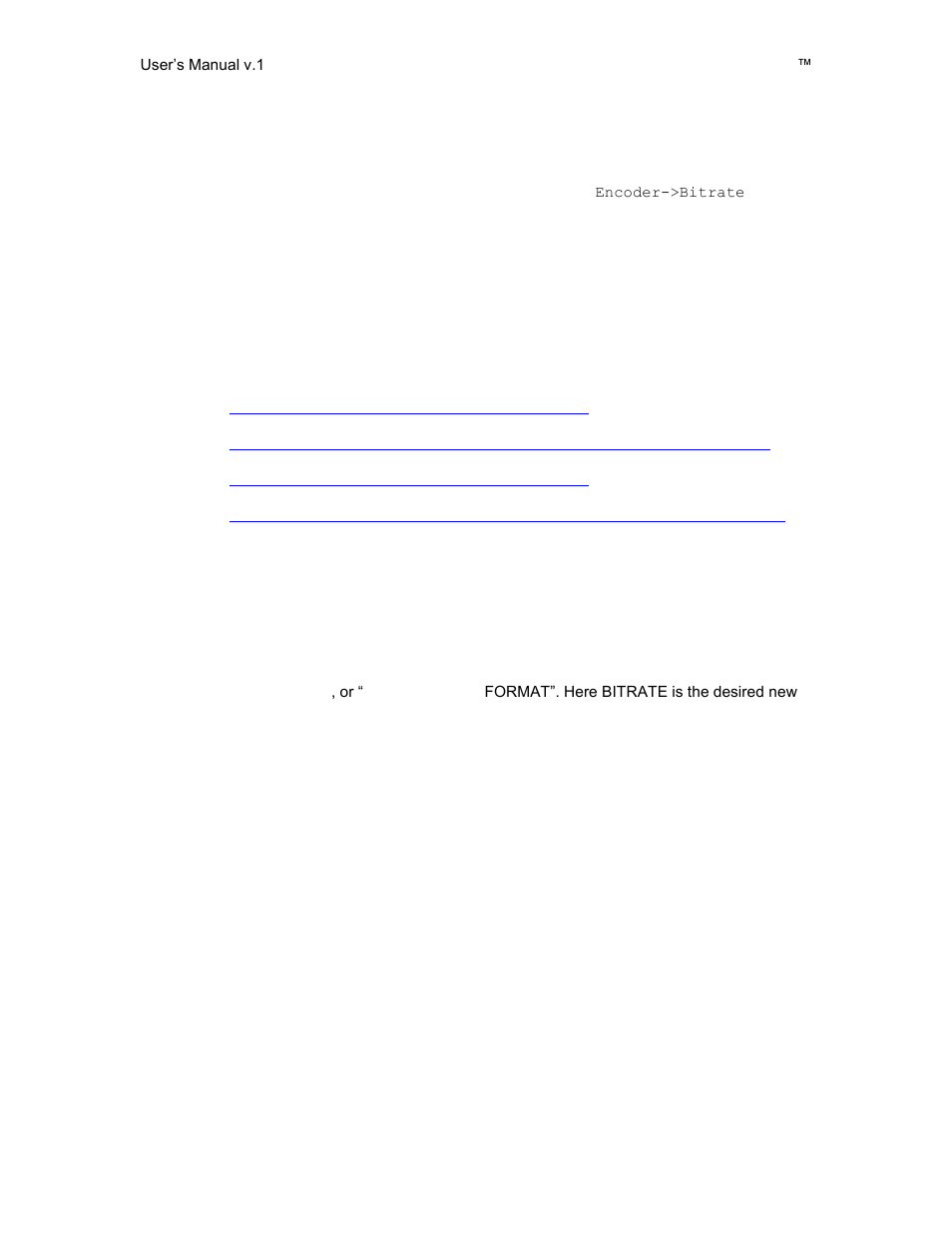 QVidium QVENC Encoder v17 User Manual   Page 31 / 73   Also for