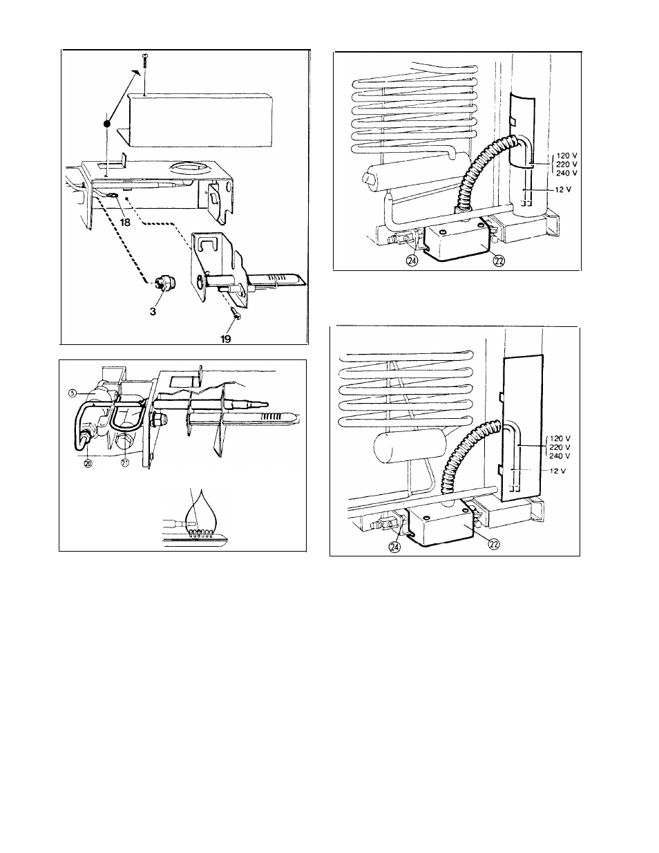 Dometic RM660 User Manual | Page 4 / 12 | Also for: RM760