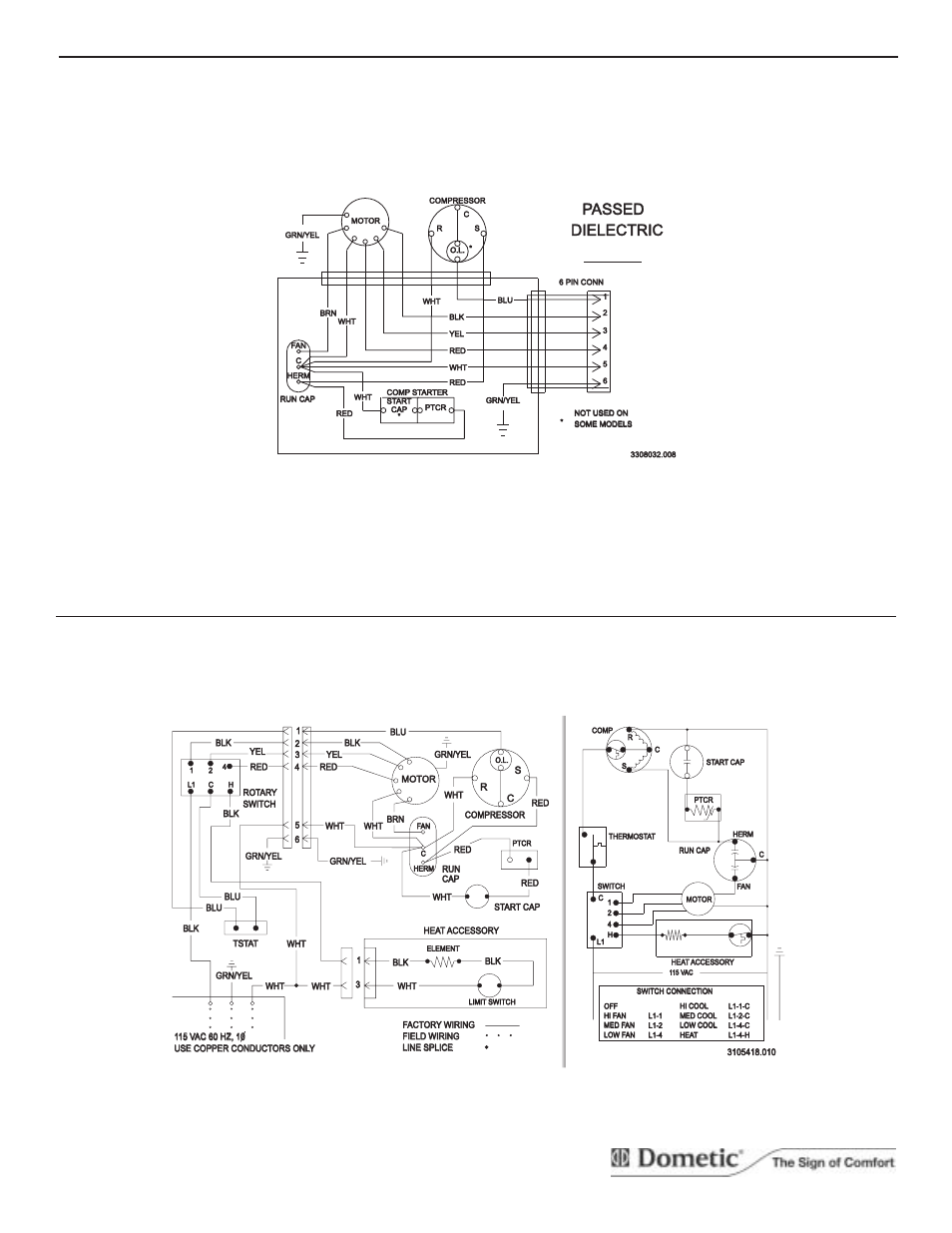 dometic 600315331 page10 glamorous dometic air conditioner wiring diagram ideas wiring  at readyjetset.co
