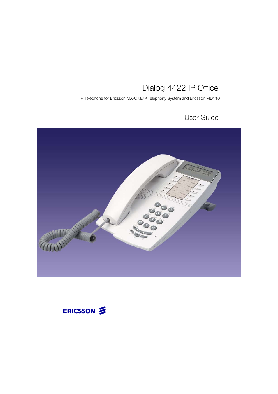 ericsson dialog 4422 user manual 116 pages rh manualsdir com ericsson md110 user manual