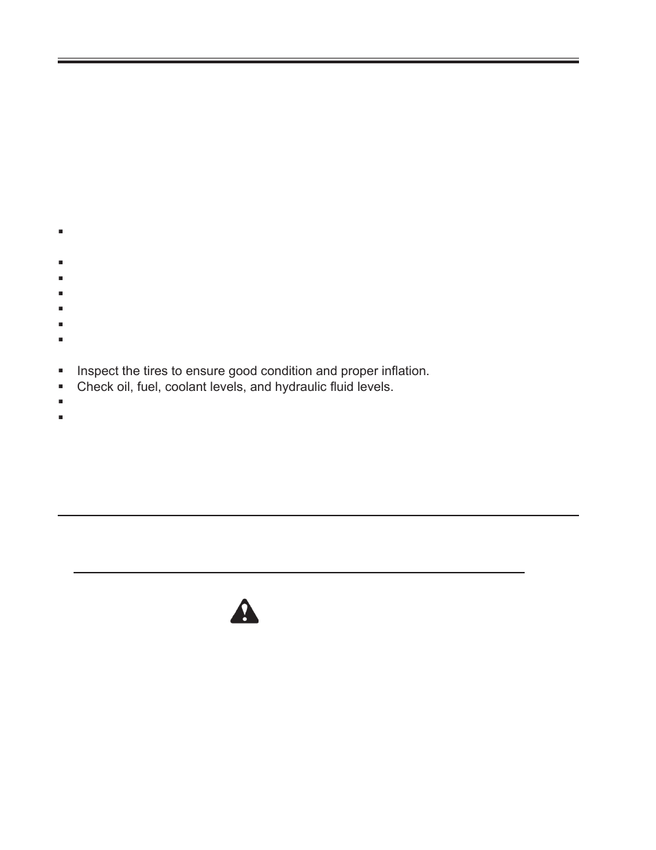 Always Read The Instructions First Inspection Check List Warning Allmand Nite Lite Pro Vertical Tower V Series User Manual Page 2 90