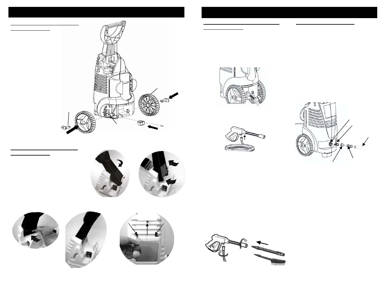 Dewalt pressure washer manual the pressure washer dewalt 3800.