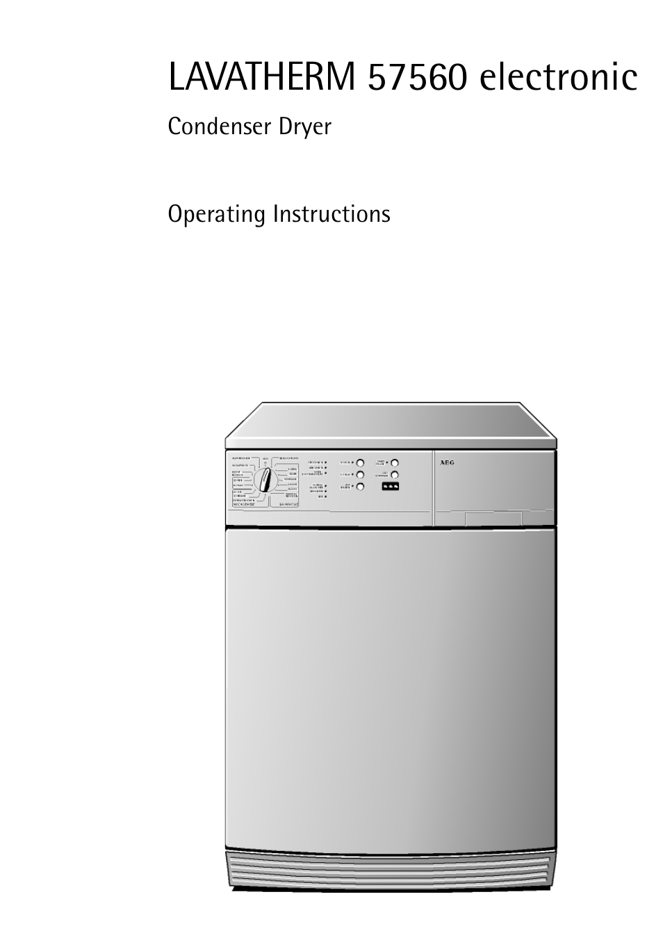 electrolux lavatherm 57560 user manual 40 pages rh manualsdir com aeg electrolux lavatherm dryer manual aeg electrolux lavatherm dryer manual