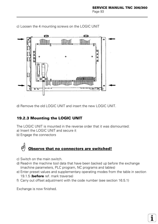 heidenhain tnc 306 service manual user manual page 100 157 rh manualsdir com Goats 3 Computer Science