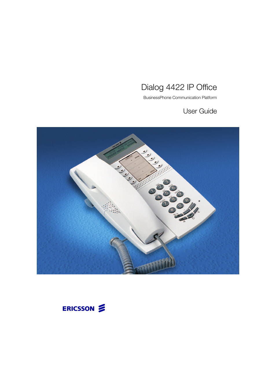 ericsson 4422 user manual 128 pages rh manualsdir com ericsson dialog 4422 ip office user manual ericsson dialog 4422 ip office user manual