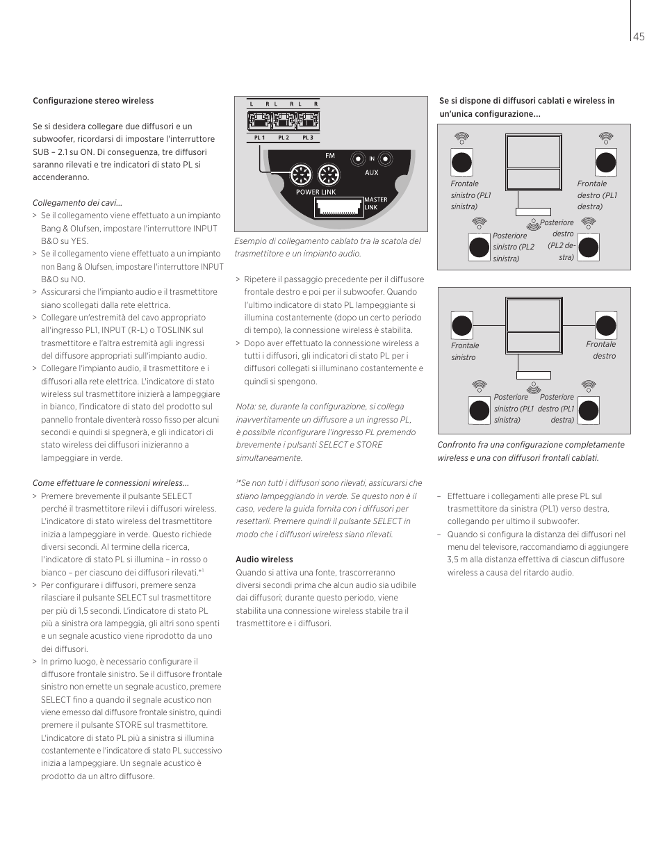 bang olufsen beolab transmitter 1 user guide user manual page 45 rh manualsdir com User Guide Icon Example User Guide