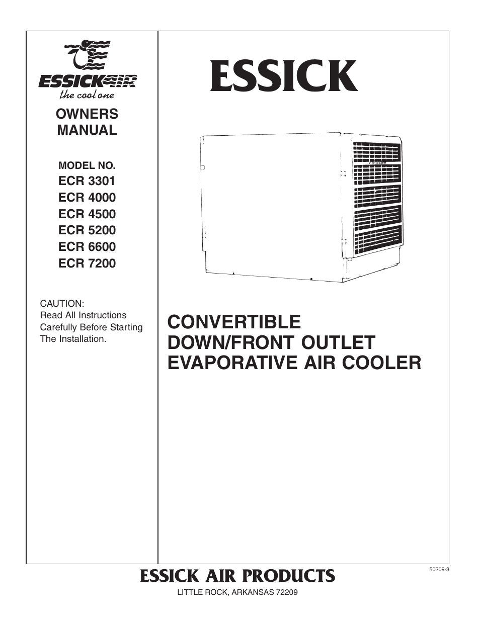 essick air ecr 7200 user manual 16 pages also for ecr Dell 5200 Printer Driver Dell 5200 Printer Manual