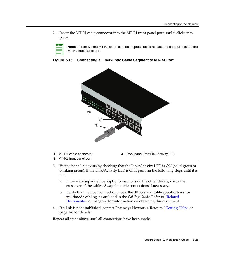 figure 3 u201015 enterasys networks a2h124 24fx user manual rh manualsdir com