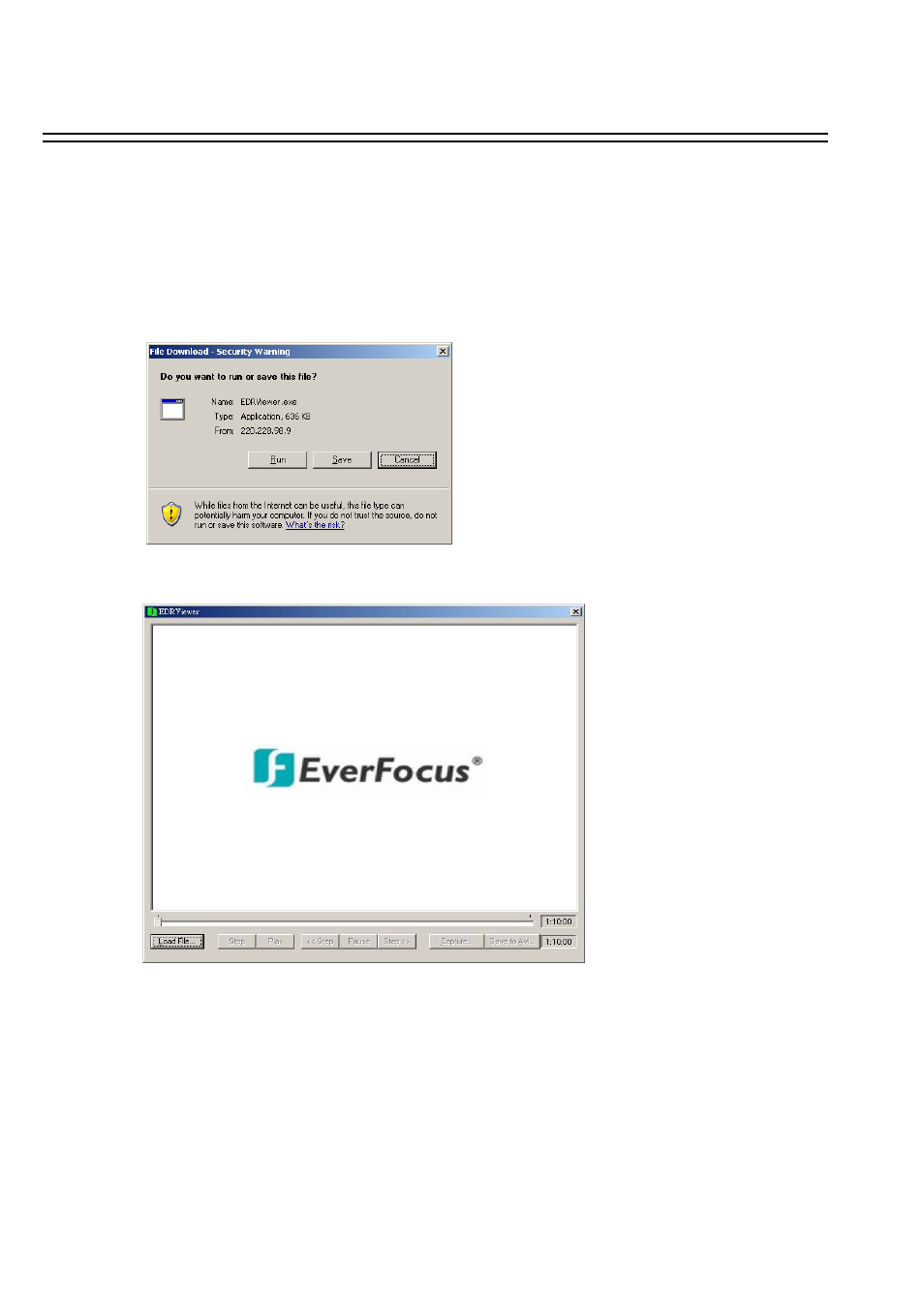everfocus dvr software download