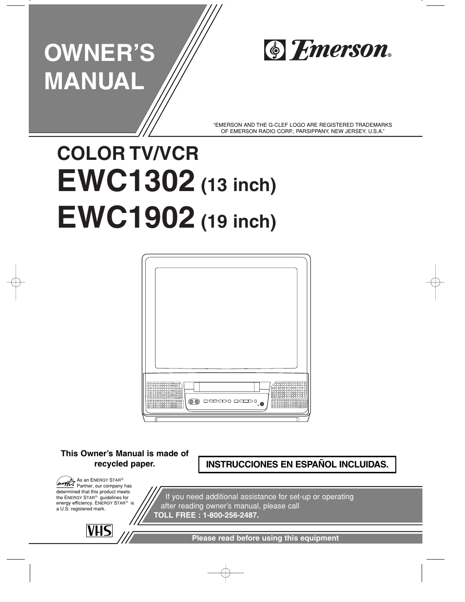 emerson ewc1302 user manual 32 pages also for ewc1902 Samsung DVD Player Instruction Manual JVC Car CD Player Manual