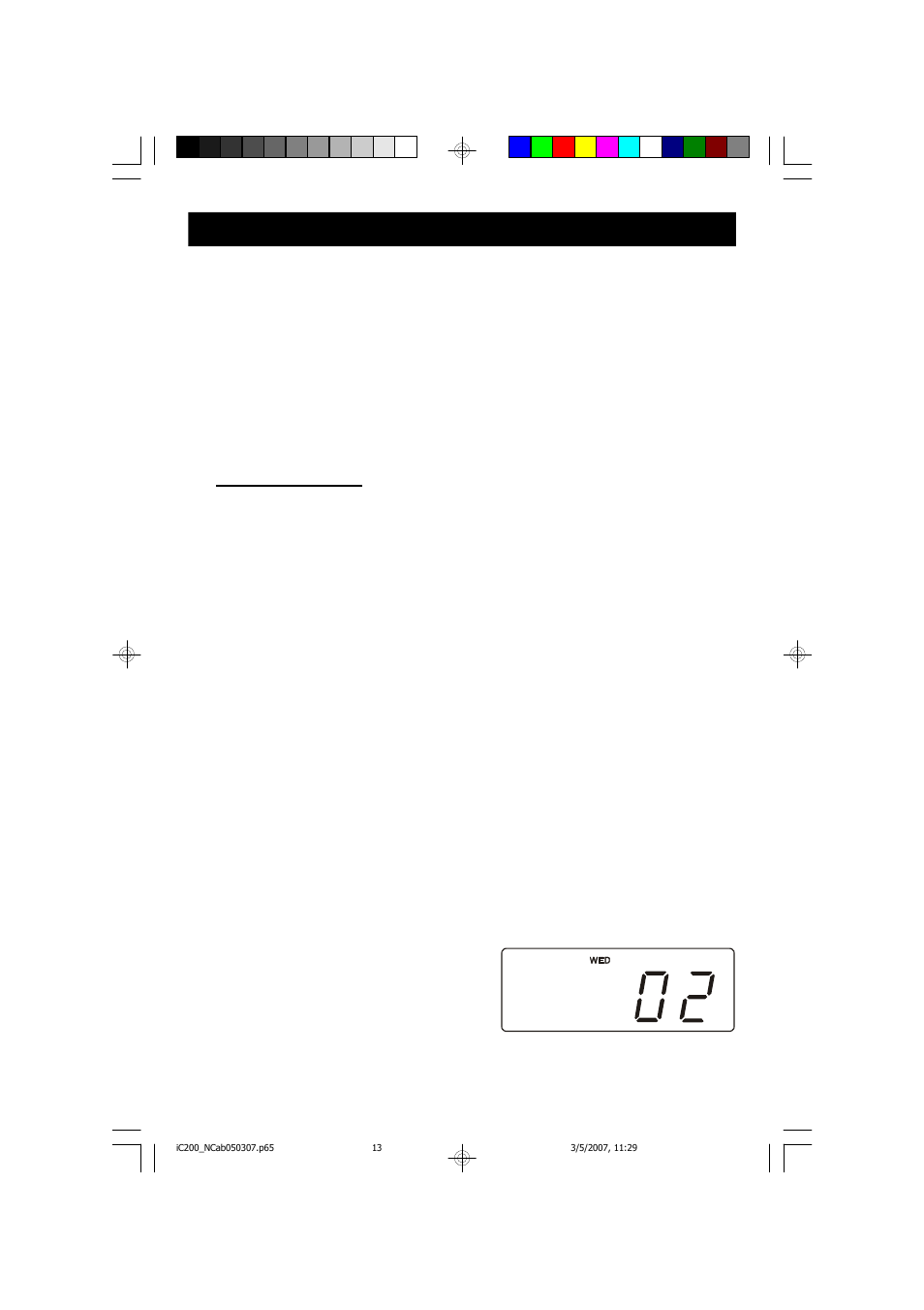 setting the time the first time emerson radio ic200bk user manual rh manualsdir com