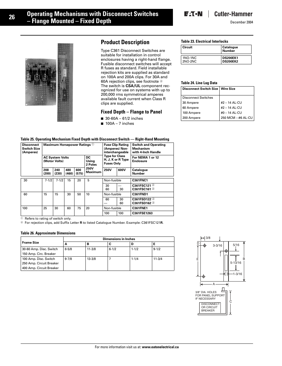 Ac Disconnect Switch Electrical Manual Guide