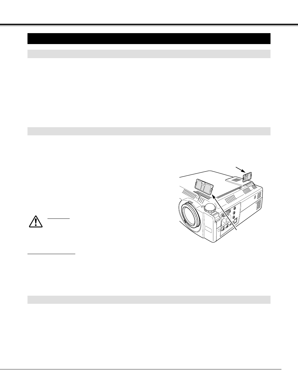 Appendix, Maintenance, Warning temp. indicator | Air filter care and  cleaning, Cleaning