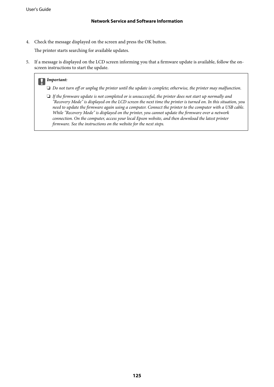 Epson Expression Home XP-342 User Manual   Page 125 / 162   Also for