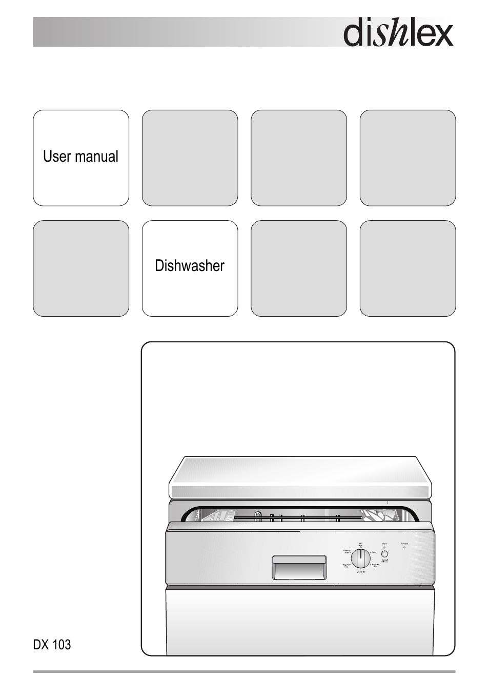 electrolux dishlex dx 103 user manual 16 pages rh manualsdir com