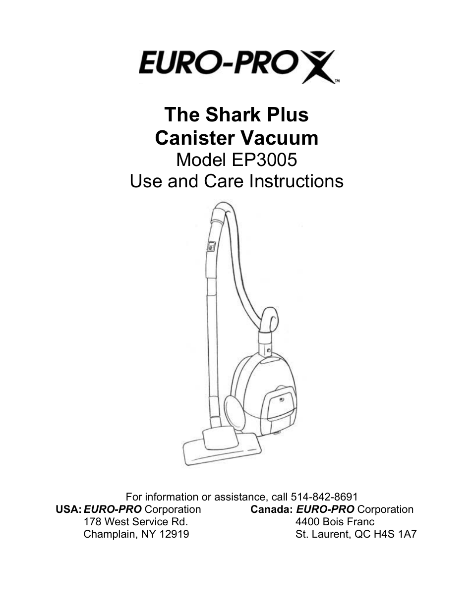 euro pro the shark plus ep3005 user manual 12 pages Euro Coins Euro Symbol