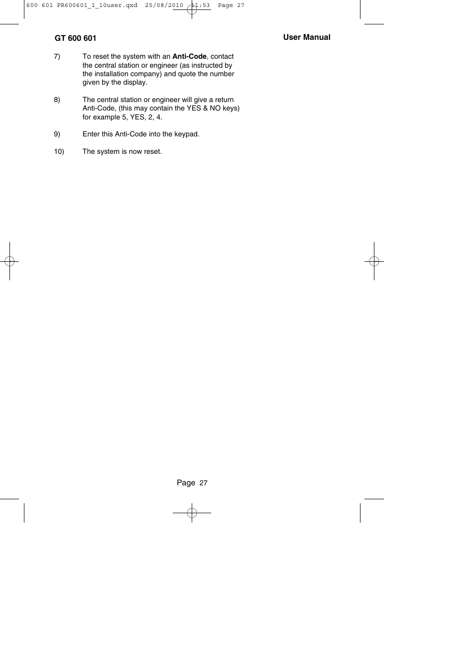 risco group gt 600 user manual page 28 56 also for gt 601 rh manualsdir com gardtec 595 engineer manual O-Ring Installation Guide