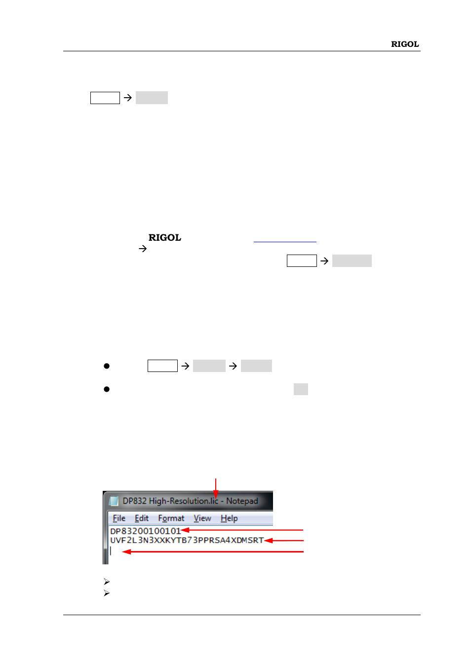 Options, Options -69 | RIGOL DP832 User Manual | Page 119 / 144