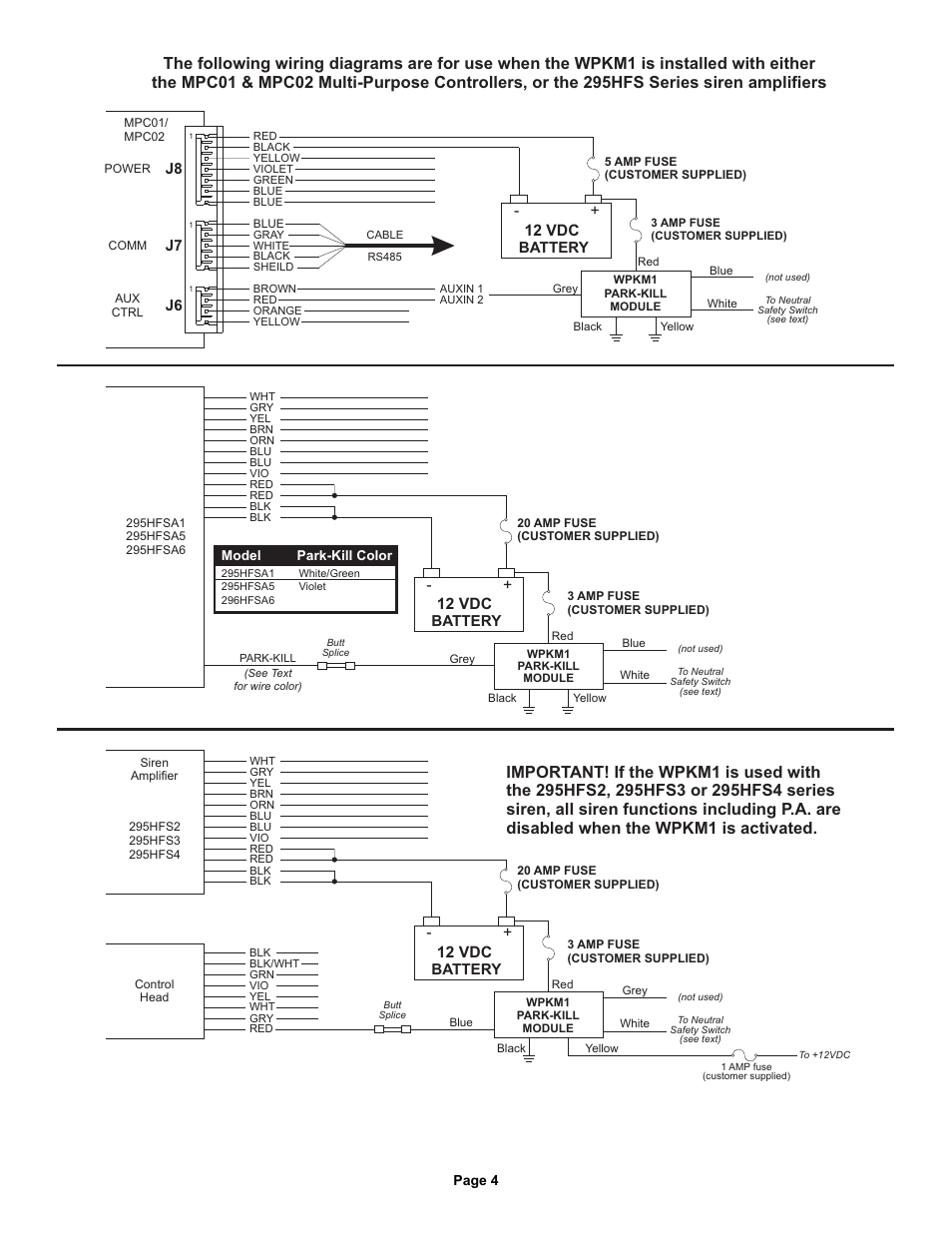 Whelen Edge 9000 Whelen Edge 9000 Wiring Diagram