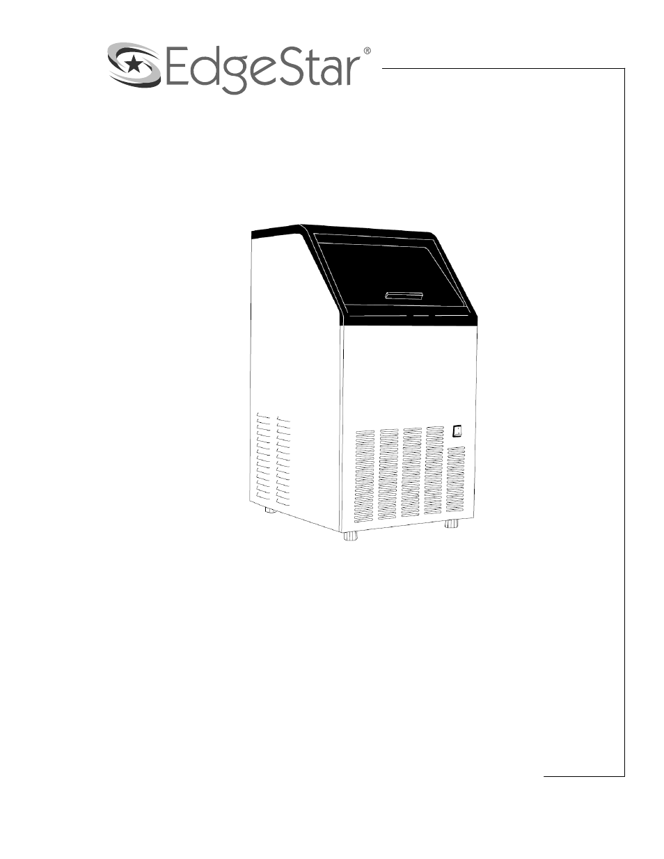 edgestar ib1000ss user manual 22 pages also for ib1500ss ib650ss rh manualsdir com EdgeStar Ir EdgeStar Ir