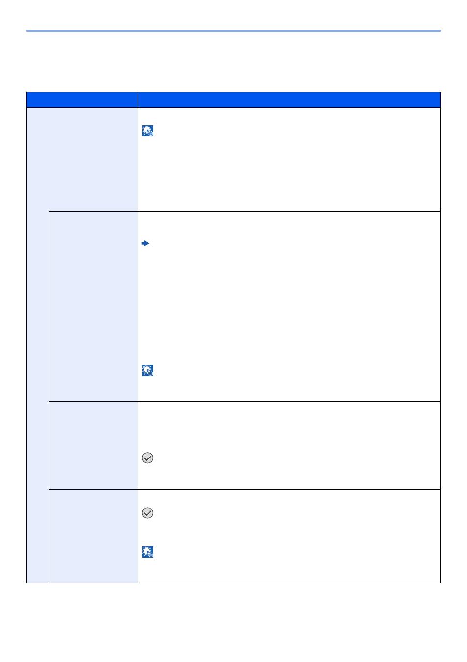 Sk/ssd initialization, Data security | Kyocera TASKalfa 2552ci User