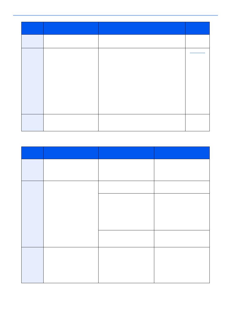 Responding to printing system error | Kyocera TASKalfa 2552ci User