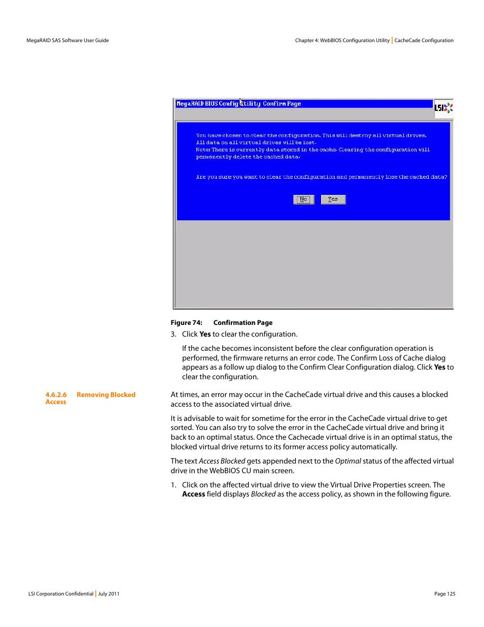 Avago Firmware