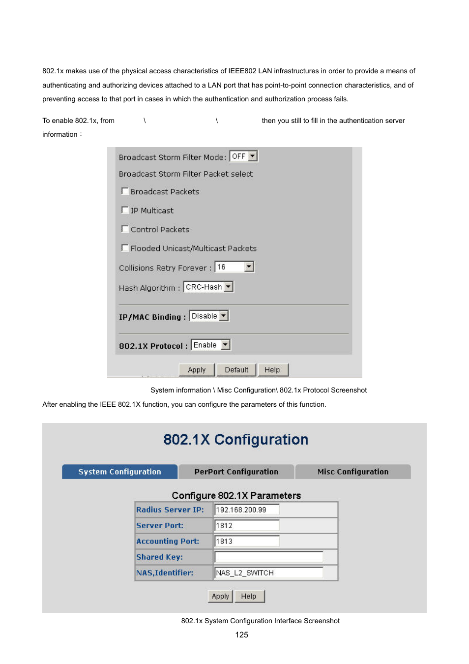 Hp E2620 Manual Countax E36 Wiring Diagram Mi Networking Preparation Guide Array 2 System Configuration Planet Wgsw 2620hp User Page 125 Rh Manualsdir Com