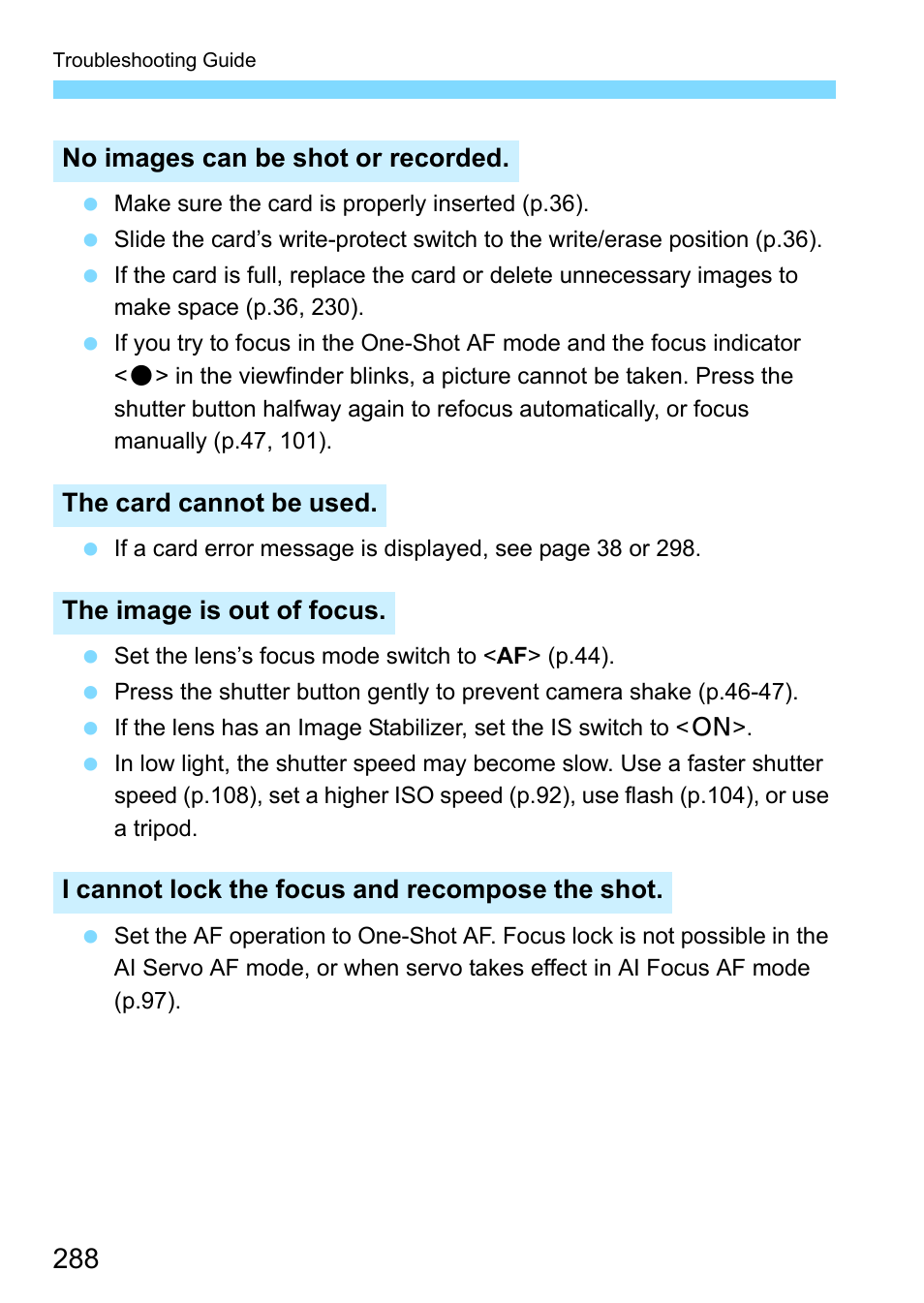 Canon EOS 1300D User Manual   Page 288 / 326