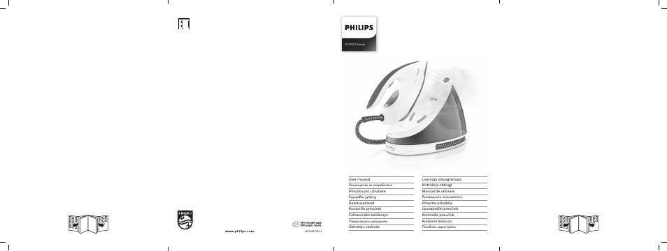Philips cx 50 user manual