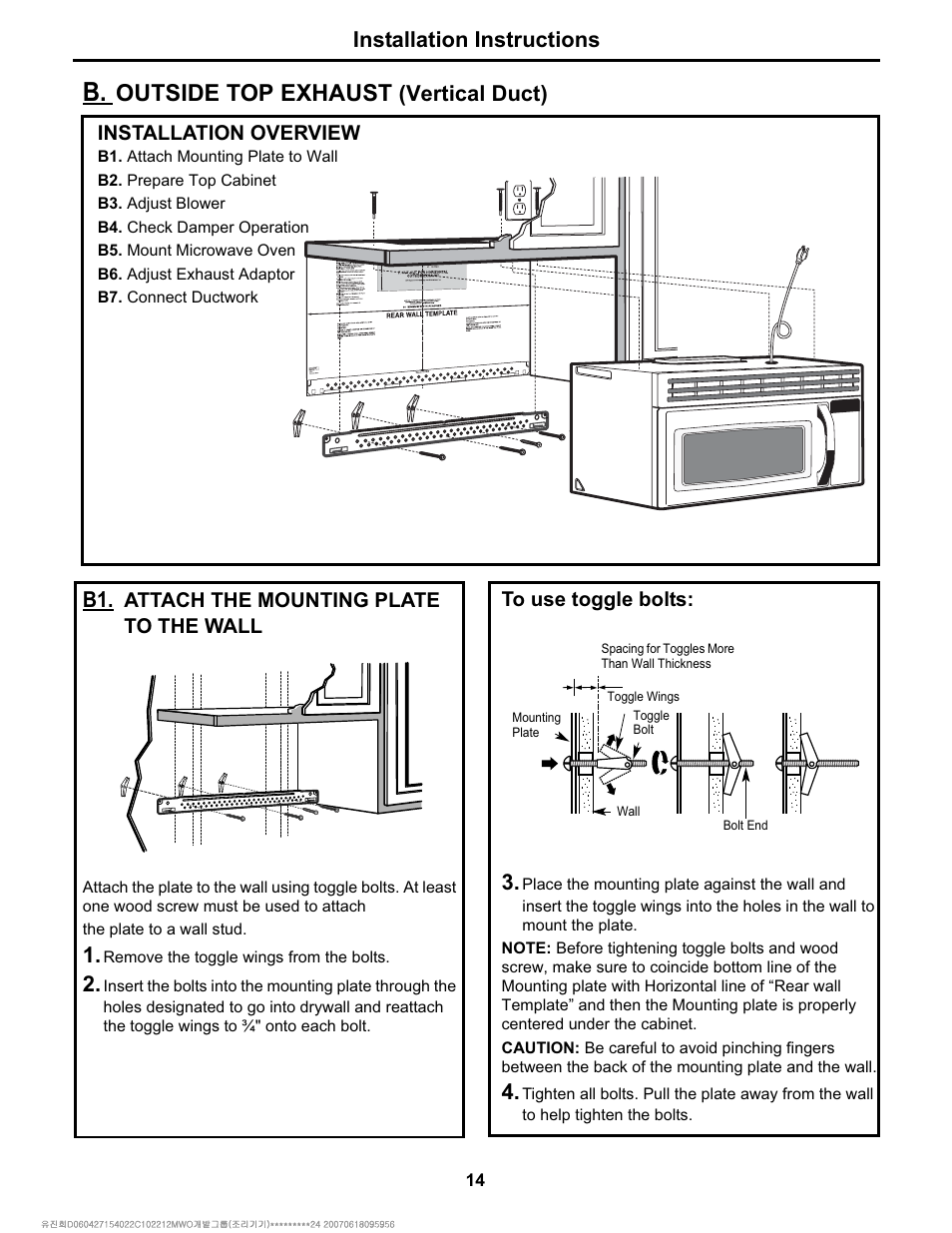 Installation of microwaves over the range - 22 Hotpoint Microwave Oven Rvm5160dhbb Installation Instructions Download Free Over The Range